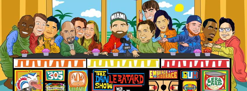 Podcast You Should Hear: The Dan Le Batard Show